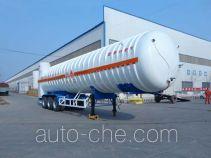 Zhengkang Hongtai HHT9400GDY cryogenic liquid tank semi-trailer