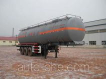 正康宏泰牌HHT9400GHYA型化工液体运输半挂车