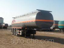 Zhengkang Hongtai HHT9400GRY flammable liquid tank trailer