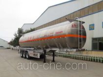 Zhengkang Hongtai HHT9403GRYC flammable liquid aluminum tank trailer