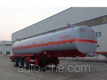 Zhengkang Hongtai HHT9400GRYC flammable liquid tank trailer