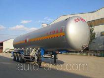Zhengkang Hongtai HHT9400GYQ liquefied gas tank trailer