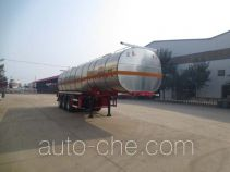 Zhengkang Hongtai HHT9400GYS liquid food transport tank trailer