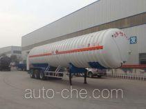 Zhengkang Hongtai HHT9401GDY cryogenic liquid tank semi-trailer
