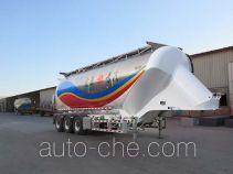Zhengkang Hongtai HHT9401GFLA medium density aluminium alloy powder trailer