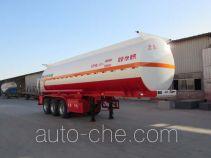 正康宏泰牌HHT9401GFWA型腐蚀性物品罐式运输半挂车