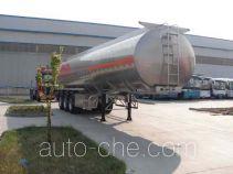 正康宏泰牌HHT9401GHYB型化工液体运输半挂车