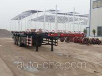 Zhengkang Hongtai HHT9401TJZ container transport trailer