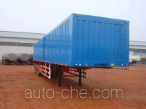 Zhengkang Hongtai HHT9401XXY box body van trailer