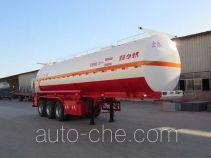 Zhengkang Hongtai HHT9402GFWA corrosive materials transport tank trailer