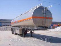 Zhengkang Hongtai HHT9402GHYB chemical liquid tank trailer