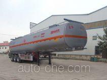正康宏泰牌HHT9402GLY型沥青运输半挂车