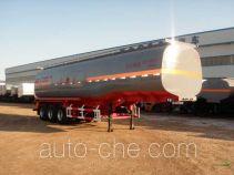 Zhengkang Hongtai HHT9402GRY flammable liquid tank trailer