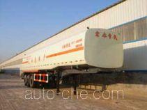 Zhengkang Hongtai HHT9402GYY oil tank trailer