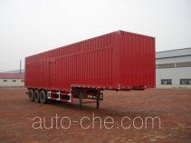 Zhengkang Hongtai HHT9402XXY box body van trailer