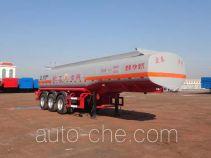 Zhengkang Hongtai HHT9403GFW corrosive materials transport tank trailer
