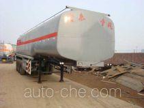 正康宏泰牌HHT9403GHY型化工液体运输半挂车