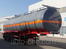 Zhengkang Hongtai HHT9403GRYA flammable liquid tank trailer
