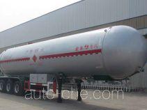 Zhengkang Hongtai HHT9403GYQ liquefied gas tank trailer