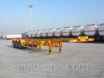 Zhengkang Hongtai HHT9403TJZ aluminium container trailer