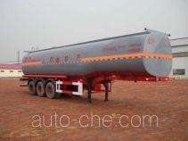 正康宏泰牌HHT9404GHYA型化工液体运输半挂车