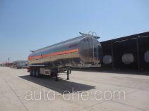Zhengkang Hongtai HHT9404GYYA aluminium oil tank trailer