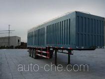 Zhengkang Hongtai HHT9281XTY charcoal transport soft top van trailer