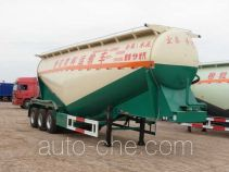 High-density bulk powder transport trailer