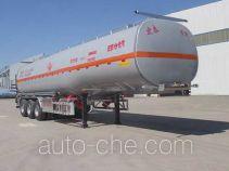 Zhengkang Hongtai HHT9405GRYB flammable liquid aluminum tank trailer