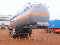 正康宏泰牌HHT9406GHY型化工液体运输半挂车