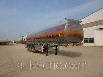 Zhengkang Hongtai HHT9406GYYA aluminium oil tank trailer
