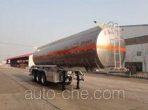 Zhengkang Hongtai HHT9407GFW corrosive materials transport tank trailer
