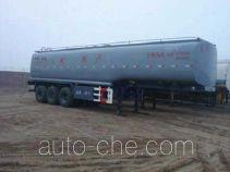 正康宏泰牌HHT9408GHYA型化工液体运输半挂车