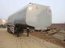 正康宏泰牌HHT9409GHYA型化工液体运输半挂车