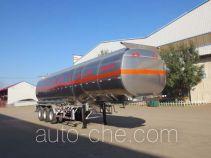 Zhengkang Hongtai HHT9409GYY aluminium oil tank trailer