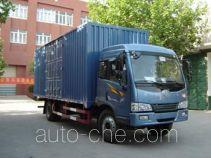 Yutian HJ5160XXY box van truck