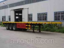 Yutian HJ9380TJZP container carrier vehicle