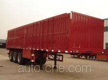 Yutian HJ9400XXY box body van trailer