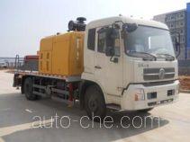 Shantui Chutian truck mounted concrete pump