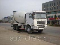 楚天牌HJC5250GJBD2型混凝土搅拌运输车