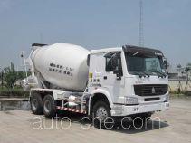 楚天牌HJC5251GJBD1型混凝土搅拌运输车