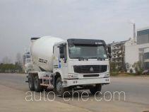 楚天牌HJC5251GJBD2型混凝土搅拌运输车