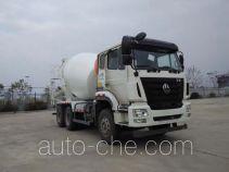 楚天牌HJC5251GJBD3型混凝土搅拌运输车