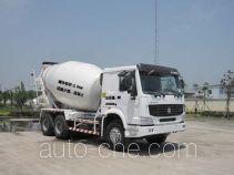 楚天牌HJC5258GJB型混凝土搅拌运输车