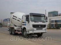 楚天牌HJC5258GJB2型混凝土搅拌运输车