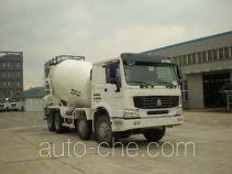 楚天牌HJC5311GJBD1型混凝土搅拌运输车