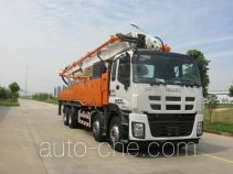 Shantui Chutian HJC5421THB concrete pump truck
