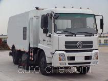 Jinjunwei HJF5160TSL street sweeper truck
