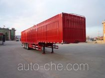 Jinjunwei HJF9403XXY box body van trailer