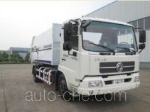 Jinggong Chutian HJG5121ZDJ docking garbage compactor truck